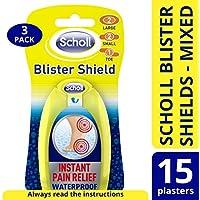 Scholl gemischt Fuß Blasenpflaster–Pack von 3 preisvergleich bei billige-tabletten.eu