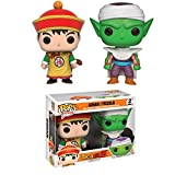 FunKo Pack 2Figurines Pop. Dragon Ball Z Gohan and Piccolo Exclusive