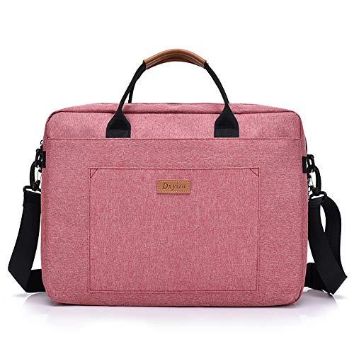 WYB Schultertasche Messenger Bag Business Laptop Tasche Oxford Tuch Material Geeignet Für Geschäftsreisen Im Freien,Gray,15In
