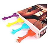 #9: Smartcraft Help Me Bookmarks , Bookmarks Pad Note Stationery Novelty Book Mark (Pack of 4)Perfect Quirky Bookmarks