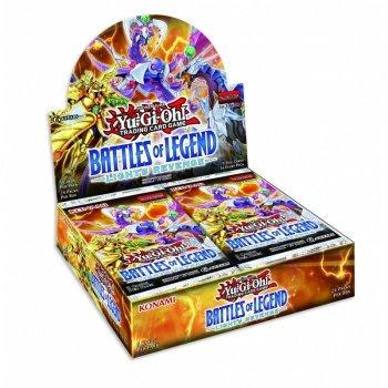Yu-Gi-Oh! TCG Battles of Legend: Light's Revenge Booster Box (24