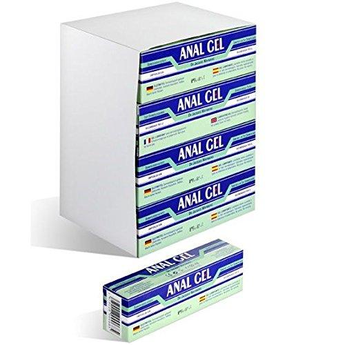 Anal Gleitgel LUBRIX 50 ml/Pack 12 Stück