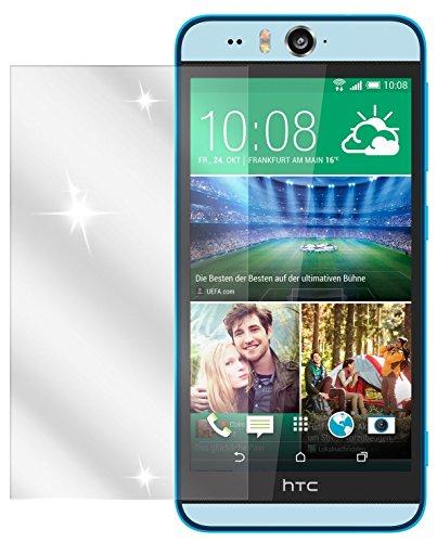 dipos I 6X Schutzfolie klar passend für HTC Desire Eye Folie Bildschirmschutzfolie