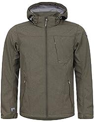 ICEPEAK Herren Softshell Jacket Layton