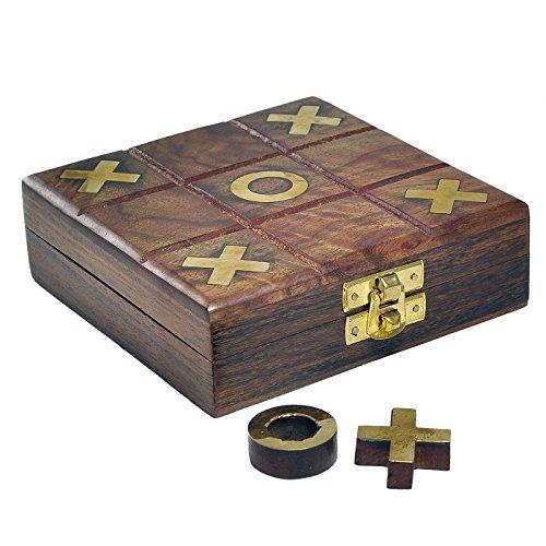 dungri-inde-craft-r-unique-jeu-en-bois-interieur-exterieur-tic-tac-toe-du-forum-metal-box-noughts-et