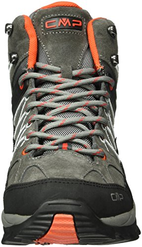 C.P.M. Rigel, Chaussures de Trekking et Randonn&EacuteE Homme Noir - Schwarz (Graffite U887)