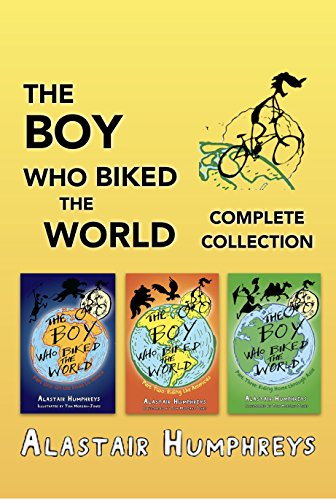 The Boy Who Biked the World: Complete Collection (English Edition)