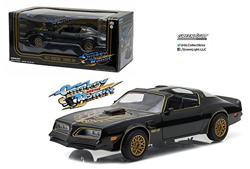 greenlight-124-hollywood-smokey-and-the-bandit-1977-pontiac-trans-am-84013-by-greenlight