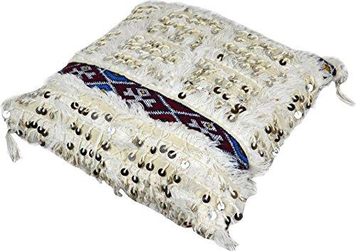 Funda de almohada bereber clásica Marroquí tipo