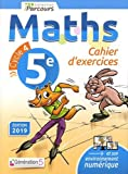 Cahier d'Exercices iParcours Maths 5e (2019)