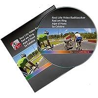 Real Life Video – Radklassiker: Rad am Ring, Alpe d'Huez, Sa Calobra (für Tacx, Daum, Kettler, CycleOps und Cyclus 2)