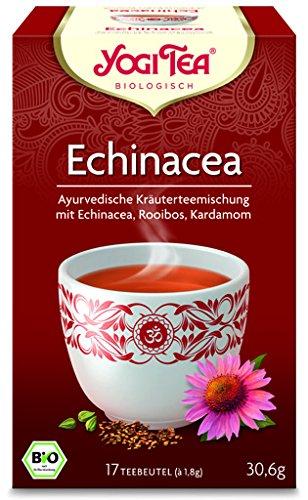 Ingwer Echinacea Tee (YogiTea® Echinacea Tee BIO 6 Packungen)