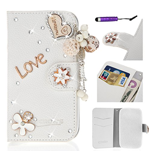 china-mobile-a1-coque-moonminir-luxe-3d-bling-crystal-heart-love-strass-cuir-de-portefeuille-de-bour