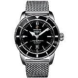 Breitling Herren-Armbanduhr Superocean Analog Automatik Edelstahl A1732024/B868/152A