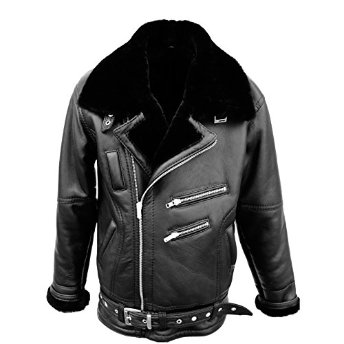 The wild one Biker Lederjacke Größen XL - 52