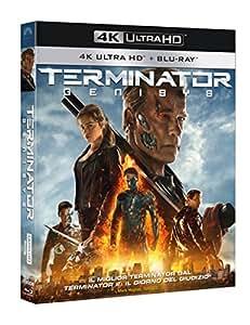 Terminator Genisys (Blu-Ray 4K UltraHD + Blu-Ray)