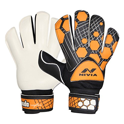 Nivia GG-893 Torrido Football Gloves, Large
