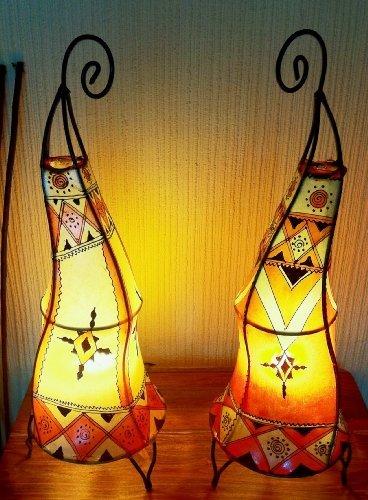 twin-verniciato-henne-marocchino-lampada-tondo-60cm-arancione-orange-amp-panna