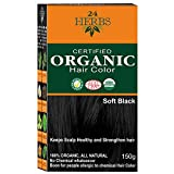 Rich in herbs, it is the best organic hair colour that also happens to be 100 percent organic in nature. Being made from organic herbs and herbal extracts, this provides for the essential nourishment of the hairs and scalp in the best possible manner...