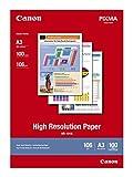 Canon High Resolution Paper 100Sheet A3