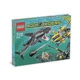 LEGO Aqua Raiders 7773 - Tigerhai - LEGO