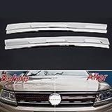 Odster Car Styling-Ineinander Greifen-Grill-Grill-Abdeckung Trim Chrom Dekoration Moulding f¨¹r...