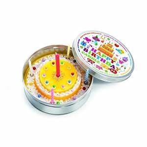Esel groß Geburtstag Kerze
