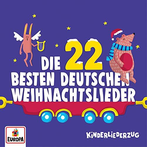 Kinderliederzug - Die 22 besten deutschen Weihnachtslieder