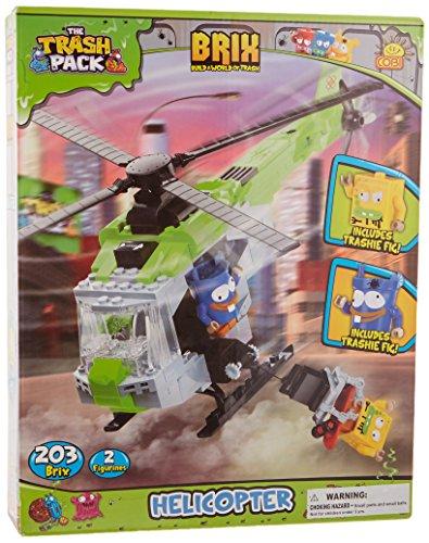 TRASH PACK / 6245 / Helikopter 200 Bausteine von COBI