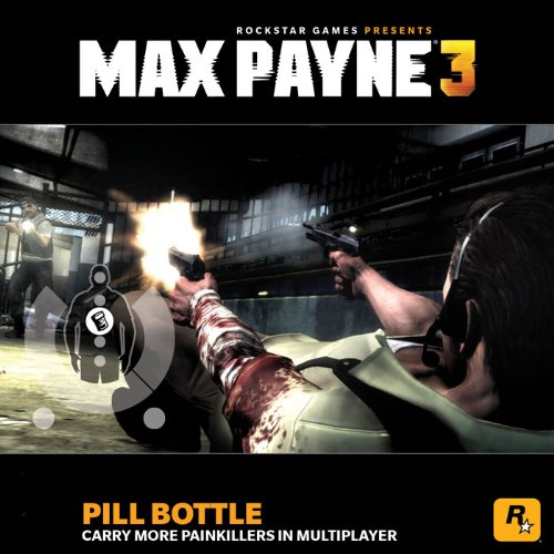 Max Payne 3 Pill Bottle (AddOn)