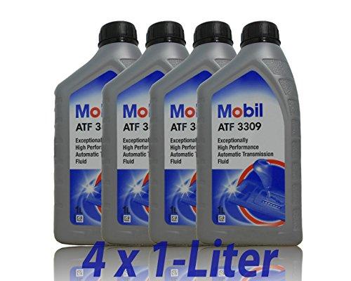 Mobile ATF 3309Huile de transmission 4x 1L pas cher