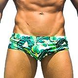 Taddlee - Pantaloncini - Uomo Green X-Large