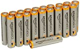 #3: AmazonBasics AAA Performance Alkaline Batteries (20-Pack) - Packaging May Vary