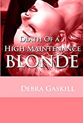 Death of A High Maintenance Blonde (Jubilant Falls Series Book 5) (English Edition)