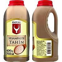 Doyal, Hummus para mojar y untar (sésamo) - 12 de 400 gr. (Total 4800 gr.)