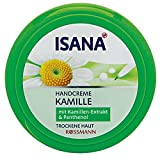 ISANA Handcreme Kamille 150 ml für trockene Haut,...
