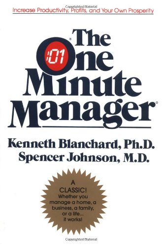 Download Pdf The One Minute Manager By Ken Blanchard Full Books Dfgrht4uwthdfbr