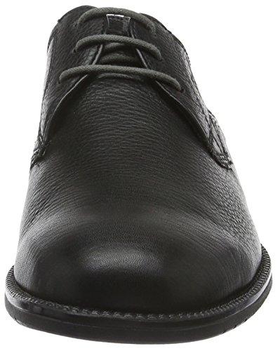 Sioux Drees-162, Chaussures À Lacets Pour Homme Noir (noir (noir))