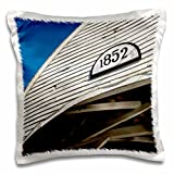 Danita Delimont - Bridges - Covered bridge, Upper Ammonoosuc, NH - US30 JMO1064 - Jerry and Marcy Monkman - 16x16 inch Pillow Case (pc_92377_1)