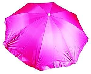 EASYKADO - Parasol Nylon Anti Uv 180x8 Cm Modèles Assortis