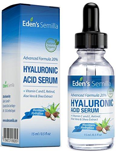 Ácido Hialurónico Serum - 15ml - Es el mejor anti-edad hidradante para el cutis....