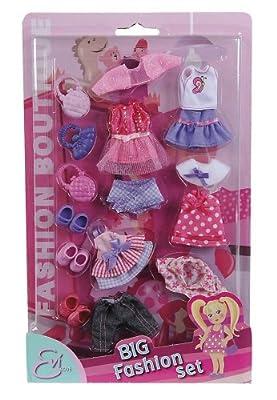 Simba Toys 105721057 Evi Love - Ropa y accesorios para la muñeca Evi Love por Simba Toys