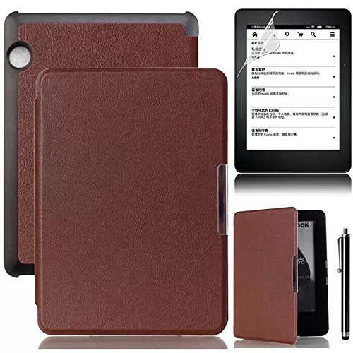 kindle-voyage-funda-de-cueroultra-thin-slim-flip-book-cover-funda-de-cuero-para-amazon-kindle-voyage
