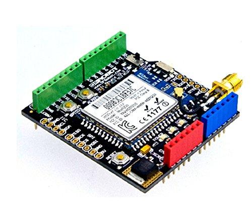 WiFi Shield v2.2for Arduino (802.11b/g/n)/ultra low power con TTL/offre la passerella da porta seriale comunicazione a IEEE802.11b/g/n Wireless comunicazione