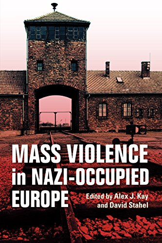 Mass Violence in Nazi-Occupied Europe (English Edition)
