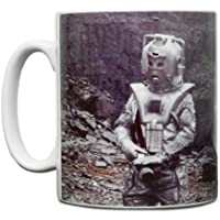 Doctor Who (Classic Cybermen Planet Surface) Mug