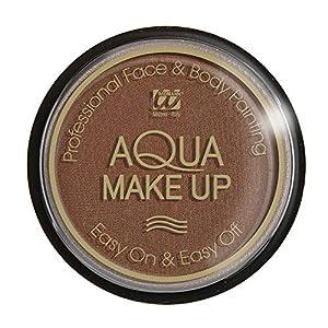 WIDMANN Aqua Makeup, Color Marrón, 004.wd9232C