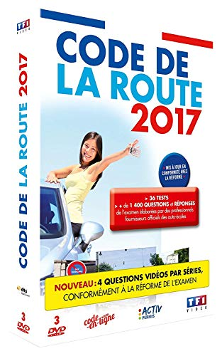 Code de la route 2017 [DVD Interactif] [Import italien]