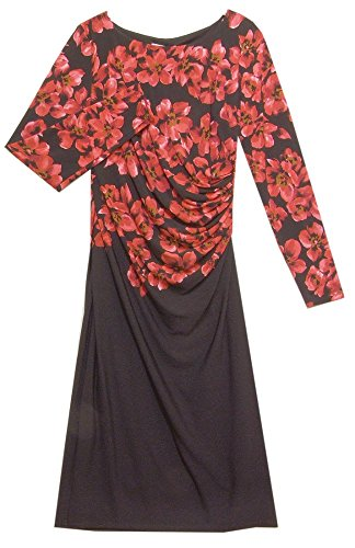 Robe 2033 Rouge Gina bacconi red