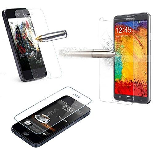 TBOC® Hartglas Schutzfolie für LG G3 S D722 Panzerglas Displayschutz in Kristallklar 9H Display Schutzglas 0.3mm in Premiumqualität Glas Folie Tempered Glass